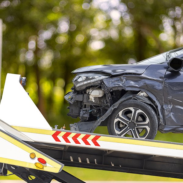 Vehicle Recovery - Accident Recovery Cork